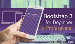 คอร์สออนไลน์ Bootstrap 3 โดยตลาดปัญญา