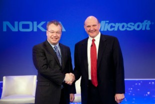 Microsoft acquired Nokia's phone business