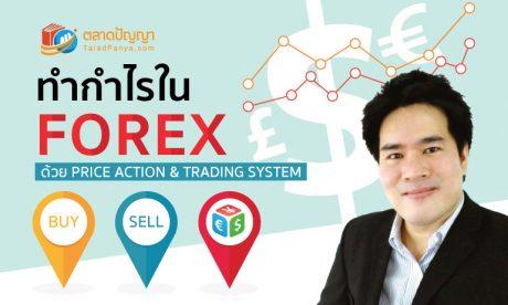 ทำกำไรใน Forex ด้วย Price Action & Trading System